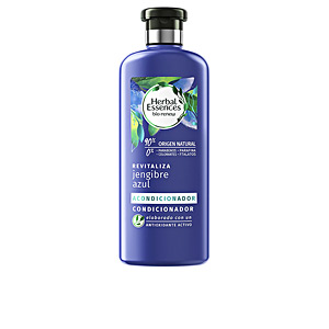 Anti frizz hair products BOTANICALS JENGIBRE AZUL acondicionador Herbal Essences