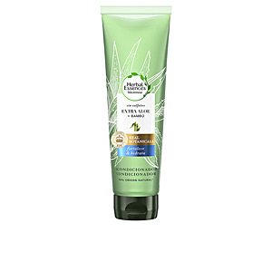 Entwirrender Conditioner BOTANICALS ALOE & BAMBÚ acondicionador Herbal Essences