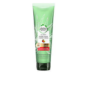 Shiny hair products BOTANICALS ALOE & MANGO acondicionador Herbal Essences