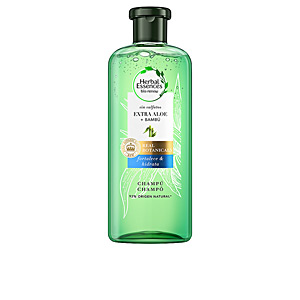 Hair loss shampoo BOTANICALS ALOE & BAMBÚ champú Herbal Essences