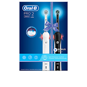 Electric toothbrush CROSS ACTION PRO2 2900 CEPILLOS ELECTRICOS SET Oral-B