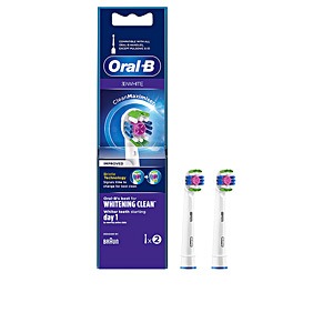 Electric toothbrush 3D WHITE WHITENING CLEAN cabezales Oral-B