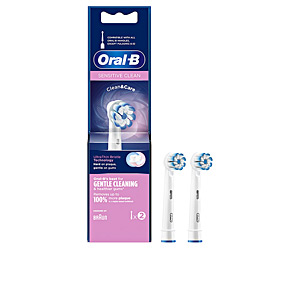 Elektrische Zahnbürste SENSITIVE CLEAN cabezales Oral-B