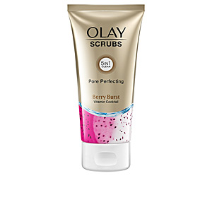 Esfoliante facial SCRUBS pore perfecting berry burst Olay