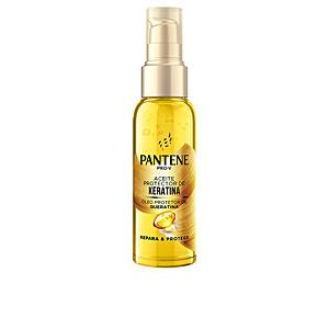 Keratin treatment REPARA & PROTEGE aceite protector keratina Pantene