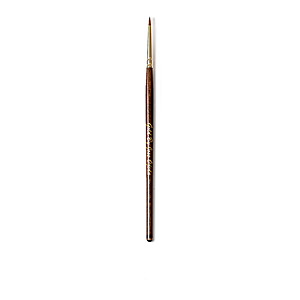 Brocha de maquillaje PINCEL eyeliner chocolate Gold By Jose Ojeda