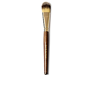 Makeup brushes PINCEL rostro forma dos tonos sintéticos Gold By Jose Ojeda
