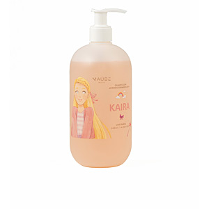 Haircare for kids - Detangling conditioner - Moisturizing shampoo KAIRA champú acondicionador 2 en 1 Maûbe