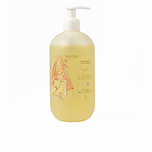 Shampoo for shiny hair - Haircare for kids LENA champú y acondicionador 2 en 1 Maûbe