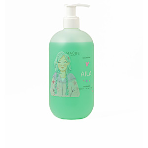 Hygiene for kids - Shower gel - Hand soap AILA gel hidratante Maûbe