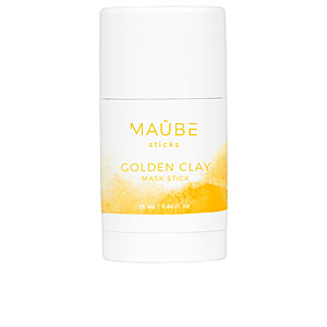 Mascarilla Facial GOLDEN CLAY mask stick Maûbe