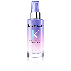 Hair repair treatment BLOND ABSOLU serum cicanuit Kérastase