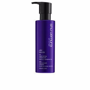 Acondicionador color  YUBI BLONDE filler conditioner Shu Uemura