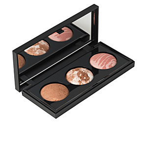 Compact powder - Blusher - Highlighter makeup ORION´S LIGHT palette Mia Cosmetics Paris
