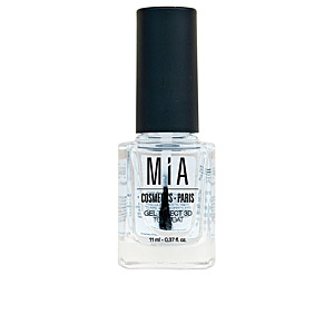 Esmalte de uñas GEL EFFECT 3D top coat Mia Cosmetics Paris