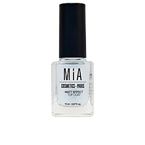 Esmalte de uñas MATT EFFECT top coat Mia Cosmetics Paris
