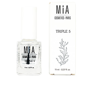 Manicure and Pedicure TRIPLE 5 tratamiento uñas Mia Cosmetics Paris