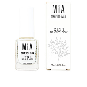 Tratamientos manicura // pedicura 2 IN 1 BRIGHT LOOK tratamiento uñas Mia Cosmetics Paris