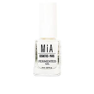 Tratamientos manicura // pedicura FERMENTED GEL masaje cutículas Mia Cosmetics Paris