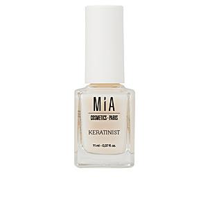 Tratamientos manicura // pedicura KERATINIST mascarilla de uñas Mia Cosmetics Paris