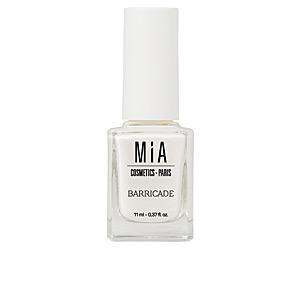 Esmalte de uñas BARRICADE protector líquido manicura Mia Cosmetics Paris