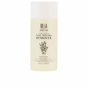 Nail polish remover ULTRA GENTLE nail polish remover Mia Cosmetics Paris