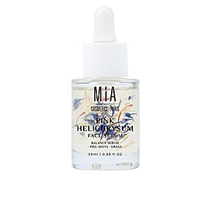 Tratamiento Matificante PINK HELICHRYSUM FACE SERUM balance serum Mia Cosmetics Paris