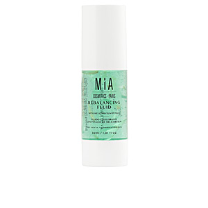 Matifying Treatment Cream REBALANCING FLUID fluido facial Mia Cosmetics Paris