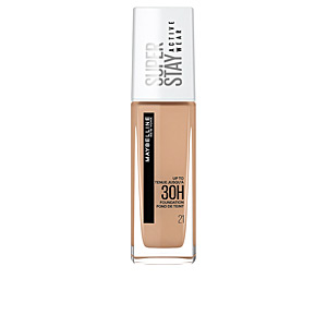 Base de maquillaje SUPERSTAY activewear 30h foundation Maybelline