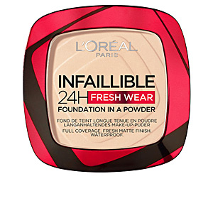 Cipria compatta INFALLIBLE 24H fresh wear foundation compact L'Oréal París