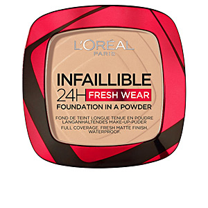 INFALLIBLE 24H fresh wear foundation compact #130