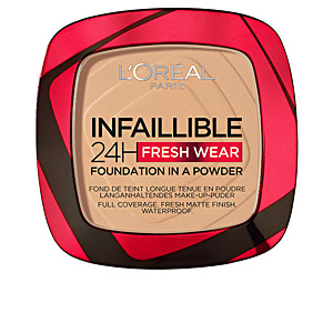 Compact powder INFALLIBLE 24H fresh wear foundation compact L'Oréal París