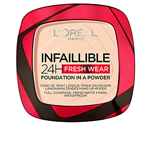 INFALLIBLE 24H fresh wear foundation compact #180