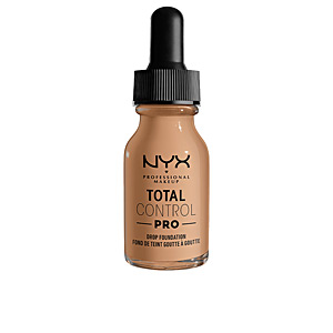 TOTAL CONTROL drop foundation #classic tan