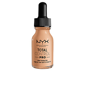 Foundation Make-up TOTAL CONTROL drop foundation Nyx Professional Makeup