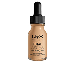 TOTAL CONTROL drop foundation #buff