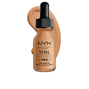 TOTAL CONTROL drop foundation #soft beige