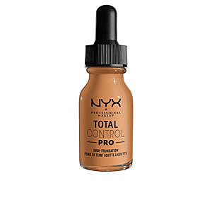 TOTAL CONTROL drop foundation #camel