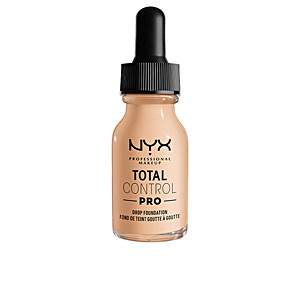 TOTAL CONTROL drop foundation #vanilla
