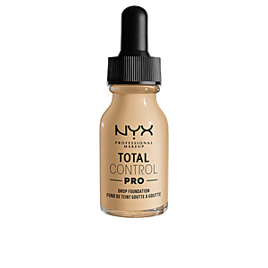 TOTAL CONTROL drop foundation #nude