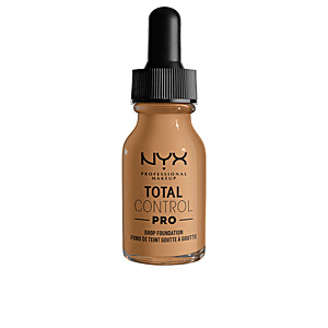 TOTAL CONTROL drop foundation #golden