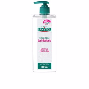 Disinfectant Sanitizing Gel SANYTOL GEL DESINFECTANTE de manos Sanytol