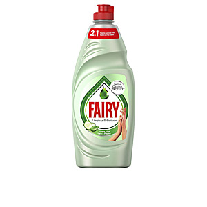 Detergente FAIRY ALOE DERMA PROTECT lavavajillas concentrado Fairy