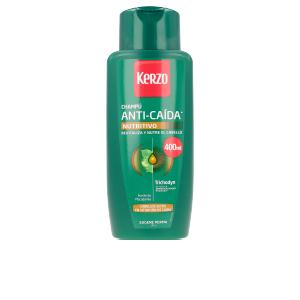 Anti hair fall shampoo - Moisturizing shampoo FRECUENCIA ANTI-CAIDA nutritivo cabellos secos Kerzo