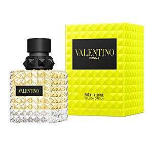 VALENTINO DONNA BORN IN ROMA YELLOW DREAM eau de parfum vaporizador 50 ml