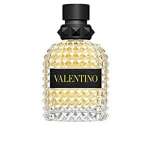 VALENTINO UOMO BORN IN ROMA YELLOW DREAM eau de toilette vaporizador 50 ml
