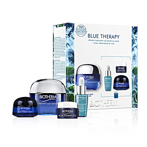 Skincare set BLUE THERAPY MULTI-DEFENDER SET Biotherm