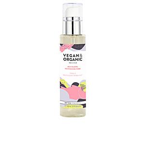 Tónico facial REVITALIZING MOISTURIZING tonic dry skin Vegan & Organic