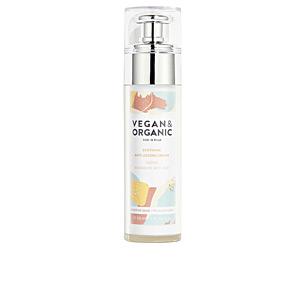Anti aging cream & anti wrinkle treatment - Face moisturizer SOOTHING ANTI-AGEING cream sensitive skin Vegan & Organic