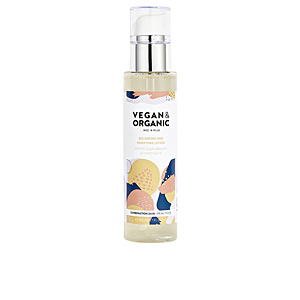 Toner BALANCING AND PURIFYING lotion combination skin Vegan & Organic